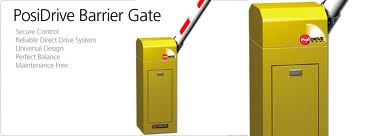 Palang Parkir Barrier Gate 17