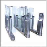 Pintu Otomatis Flap Barrier 10