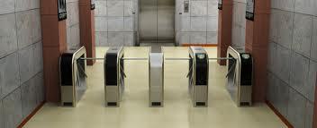 Pintu Otomatis Flap Barrier 17