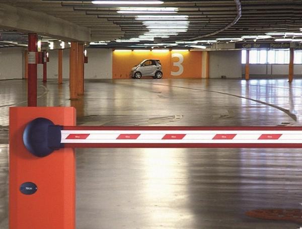 Palang Parkir Merek NICE 11