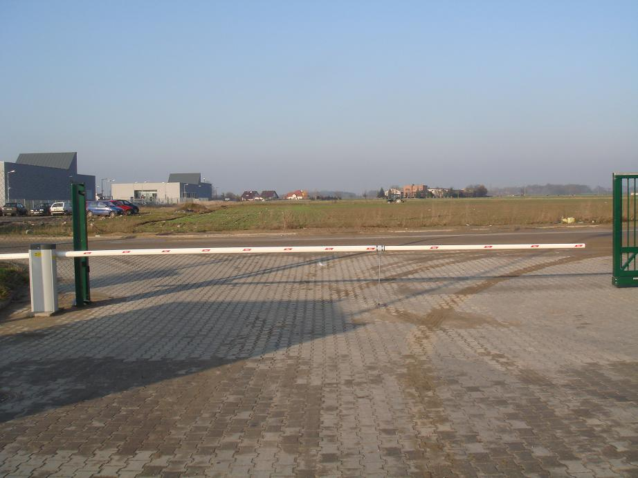 Palang Parkir Merek NICE 1