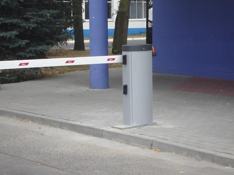 Palang Parkir Merek NICE 5