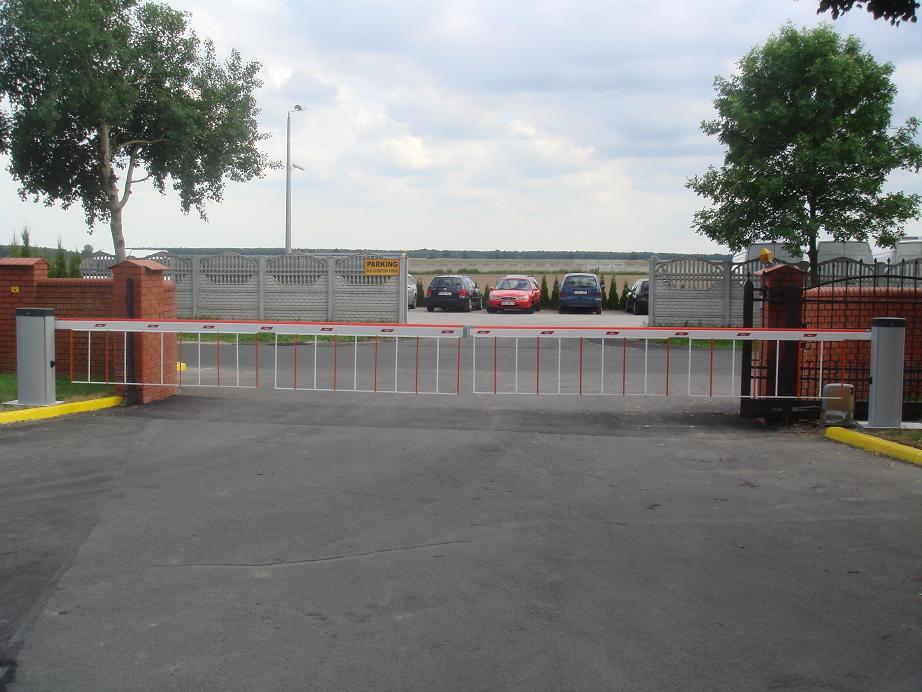 Palang Parkir Merek NICE 6